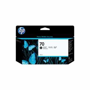 HP Nr. 70 matte black 130 ml - HP Nr. 70 matte black 130 ml