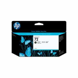 HP Nr. 72 matte black 130 ml - HP Nr. 72 matte black 130 ml