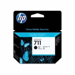 HP Nr. 711 black 80 ml - HP Nr. 711 black 80 ml