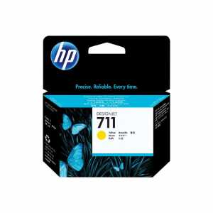 HP Nr. 711 yellow 29 ml - HP Nr. 711 yellow 29 ml