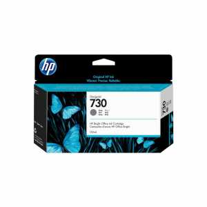 HP Nr. 730 gray 130 ml - HP Nr. 730 gray 130 ml