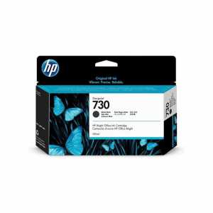 HP Nr. 730 matte black 130 ml - HP Nr. 730 matte black 130 ml