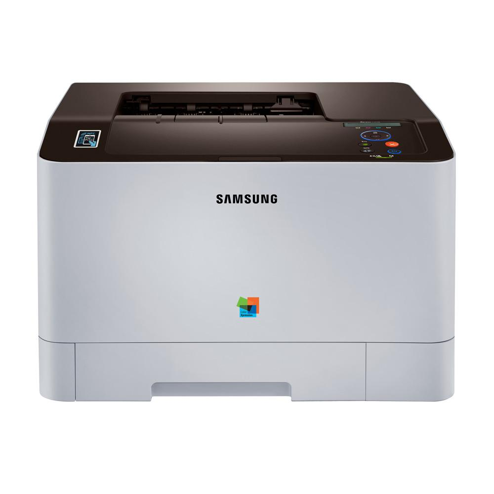 samsung xpress c1810w farblaserdrucker wlan nfc. Black Bedroom Furniture Sets. Home Design Ideas