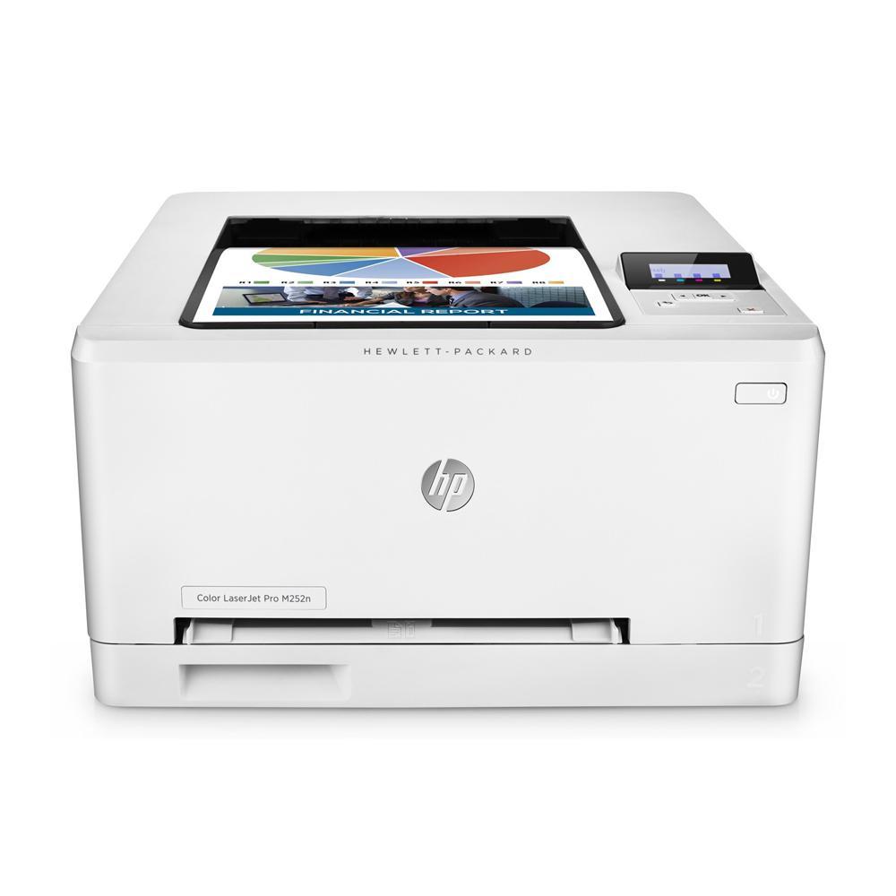 Farblaserdrucker HP Color LaserJet Pro M252n