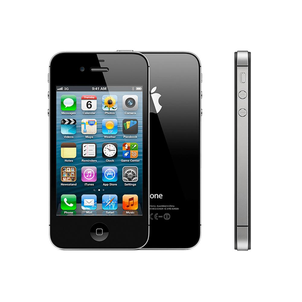 apple iphone 4s schwarz 32gb sim lock frei gebraucht. Black Bedroom Furniture Sets. Home Design Ideas
