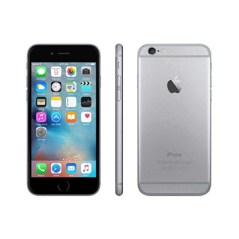 apple iphone 6 16 gb space grau ohne simlock guter. Black Bedroom Furniture Sets. Home Design Ideas