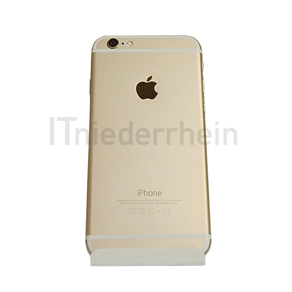 apple iphone 6 gold 64gb sim lock frei neuwertig ebay. Black Bedroom Furniture Sets. Home Design Ideas