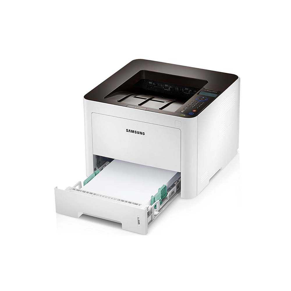 samsung proxpress m4025nd monochrome laserdrucker lan duplex ff 8806085461321 ebay. Black Bedroom Furniture Sets. Home Design Ideas