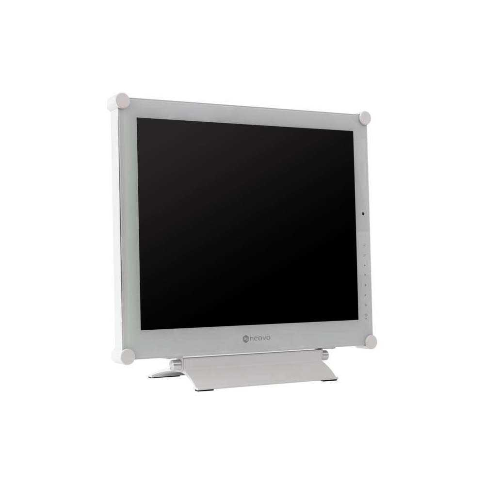 AG Neovo X-17E 17 Zoll Monitor (43,2 cm) LED-Display, 5:4, 24-7, HDMI, DP, DVI, VGA, weiß