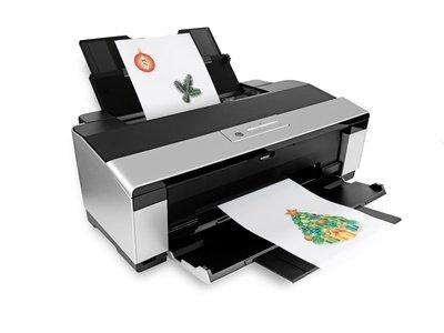 Klassischer Tintenstrahldrucker
