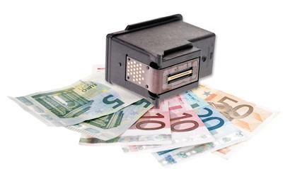 Druckerpatronen Kosten
